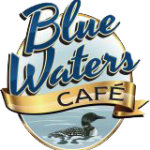 Blue Waters Cafe Logo